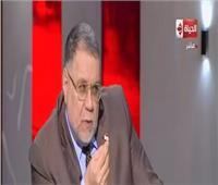 فيديو| مختار نوح: «الإخوان» مجانين وجهلة.. ومحمد علي أجير وجاسوس «صغنن»