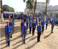 محافظ المنوفية يفتتح مدرسة قويسنا الثانوية الصناعية العسكرية بنين