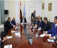 تفعيل اتفاقية الصداقة والتآخي بين مدينتي القاهرة ومسقط