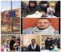 «بوابة أخبار اليوم» داخل منزل شهيد «الشهامة».. أنقذ طفلتين ودهسه قطار العياط