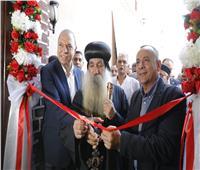 صور  ننشر تفاصيل افتتاح «دير بضايا» بنجع حمادي بعد ترميمه