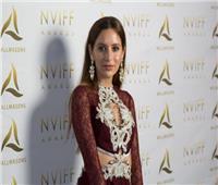 جميلة عوض تفوز بجائزة أفضل ممثلة بمهرجان «نيو فيچن» السينمائي الدولي