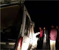 مصرع وإصابة أربعة فتيات في انقلاب سيارة بالقاهرة الجديدة