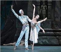 نجوم البالية الروسي على المسرح الكبير بالأوبرا