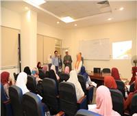 صور| بدء فعاليات تدريب وتنمية مهارات الاتصال لواعظات الأزهر