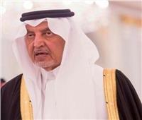 أمير مكة «عن حريق قطار الحرمين»: من الصعب تحديد الخسائر الآن.. الموضوع كبير