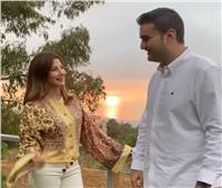 فيديو| سر تواجد الشيف «بوراك» في منزل نانسي عجرم