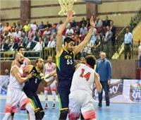 الجزيرة يتوج بطلا لسوبر كرة السلة بفوزه على الزمالك