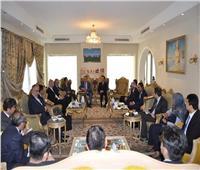 سفير كازاخستان عميدا للسلك الدبلوماسي الأسيوي