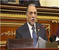 «القصبي»: نؤيد الرئيس السيسي لاستكمال ما بدأه.. ونمد إيدينا للجميع