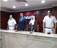 ننشر تفاصيل اجتماع المجلس التنفيذي لحي شرق مدينة نصر