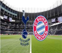 بث مباشر  مباراة توتنهام وبايرن ميونخ في دوري الأبطال