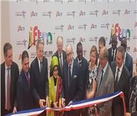 رئيس «تنشيط السياحة» يفتتح الجناح المصري لمعرض «توب ريزا» بباريس