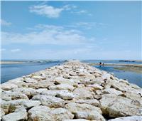 الري: خطة حماية الشواطئ الشمالية تستهدف حماية المشروعات من مخاطر المناخ
