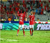انطلاق مباراة الأهلي والإنتاج الحربي بالدوري المصري
