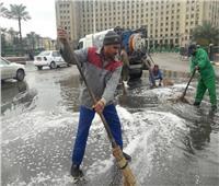 بتطهير البالوعات وأرقام الطوارئ.. محافظة القاهرة تستعد لاستقبال الشتاء