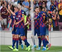 فوز برشلونة وإنجاز ماركيز يتصدران اهتمامات صحف إسبانيا