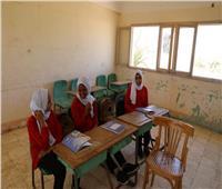 إغلاق مدرسة جناح للتعليم الأساسي بالوادي الجديد