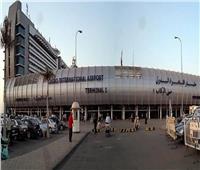السيطرة علي حريق محدود داخل المبنى الإداري بمطار القاهرة