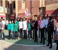 محافظ بورسعيد: توعية طلاب المدارس بعظمة انتصار أكتوبر ضرورة مهمة