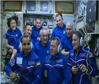 فيديو| تفاصيل مهمة طاقم «المنصوري» بمحطة الفضاء الدولية