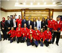 فيديو| «التضامن» تكرم أبطال مصر للأوليمبياد الخاص المصري