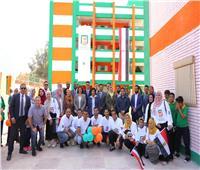 البنك الأهلي يستكمل دوره في دعم العملية التعليمية بمحافظات مصر