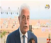محافظ جنوب سيناء: السعودية والإمارات انبهرا بتنظيم مهرجان الهجن