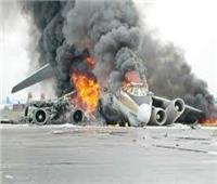 مقتل وإصابة 8 أشخاص في تحطم طائرة بغرب أوكرانيا