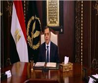 وزير الداخلية يبعث ببرقية تهنئة للفريق محمد فريد بمناسبة نصر أكتوبر