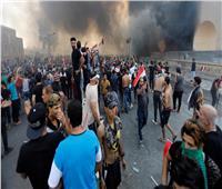 رويترز: الشرطة العراقية تفتح النار على متظاهرين في وسط بغداد