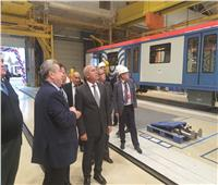 مسئولو «النقل» يتفقدون مصنع «ترانسماش» الروسيلعربات مترو الأنفاق