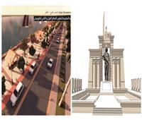 ننفرد بنشر صور وتفاصيل مشروع «كورنيش الأقصر» و«النصب التذكاري»