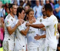 فيديو| ريال مدريد يكتسح غرناطة ويتصدر الدوري الإسباني