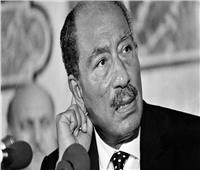 حكايات| لحظات الغضب والفرح.. أسرار عن «السادات» من داخل طائرة الرئاسة