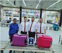 جمارك مطار القاهرة تضبط محاولة تهريب كمية من السجائر الإلكترونية ومستلزماتها