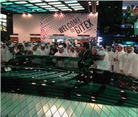 ولي عهد دبي يفتتح معرض ومؤتمر «جيتكس 2019»