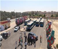 بدء التشغيل التجريبي لمشروع «مواصلات مصر» بمدينة 6 أكتوبر