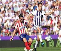 أتلتيكو مدريد يتعادل بصعوبة مع بلد الوليد في الليجا
