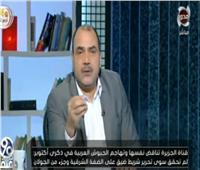 فيديو|محمد الباز: «يجب توعية الأجيال القادمة بالتاريخ والاستماع لهم»