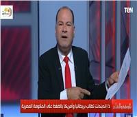 نشأت الديهي: الإخوان فصيل خائن تم إنشائه ليكون شوكة في ظهر مصر