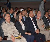محافظ البحيرة يشهد احتفال أوبرا دمنهور بانتصارات أكتوبر المجيدة