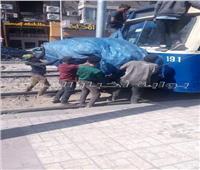 «توصيلة» مجاني للقمامة بـ«الترام» تغضب أبناء الإسكندرية