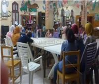 «واعظات الأزهر» ينتشرن في المدارس والمعاهد للتوعية بحقوق الطفل