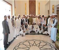 51 إماما ليبيًا في زيارة لمجمع البحوث الإسلامية