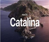 آبل تطلق رسميًا تحديث نظام macOS Catalina