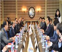 وزير التجارة والصناعة يترأس الاجتماع الأول لمجلس الأعمال المصري الكوري