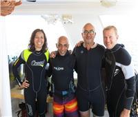 البيئة والسياحة تطلقان برنامج «جرين فينز» لتنظيم أنشطة الغوص في مصر