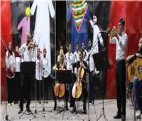 انطلاق فعاليات ملتقى الثقافة و الفنون المصرية الهولندية بجامعة جنوب الوادي