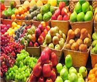 ثبات أسعار الفاكهة في سوق العبور اليوم ٨ أكتوبر
